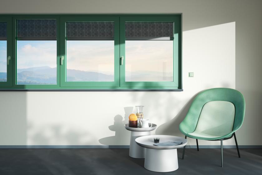 heroal priznáva (ešte viac) farbu – s Les Couleurs® Le Corbusier