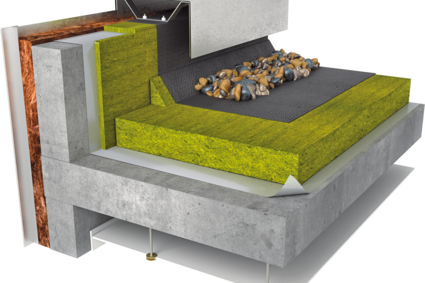 Ako správne zatepliť plochú strechu