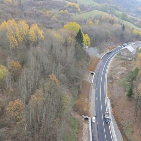 Rekonštrukcia cesty I/65 Kremnica – Kremnické Bane