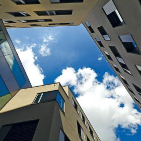 Aeromikróby v interiéroch budov