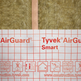 Moderná technológia Tyvek® AirGuard® Smart