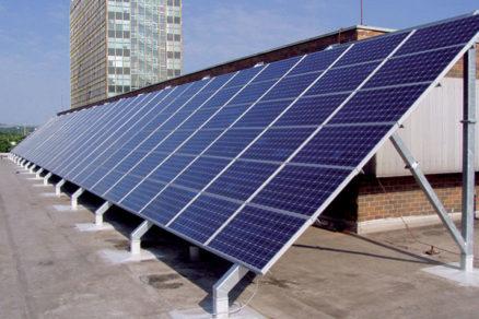 Integrácia fotovoltaických systémov do budov