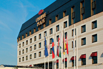Inteligentné technológie v Hoteli Crowne Plaza