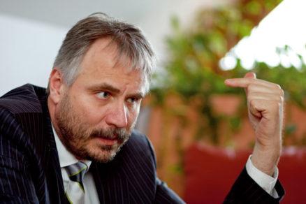 Ivan Čarnogurský: Neobmedzuje nás trh, ale kvalita, peniaze a čas