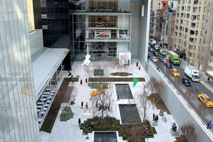 Japonský minimalizmus na Manhattane