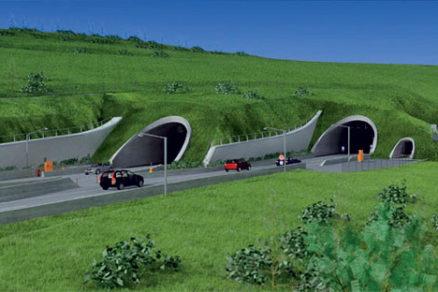 Je diaľničný tunel rovnaký ako tunel narýchlostnej ceste?
