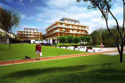 Južné mesto začína svýstavbou bytov