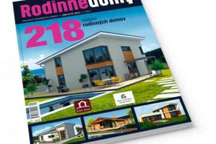 katalog rodinne domy jar leto 2013 v predaji