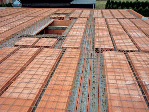 Keramické stropy
