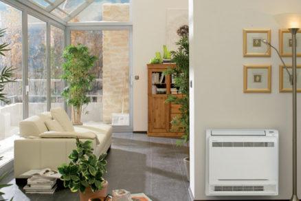 klimatizacia obytnych priestorov