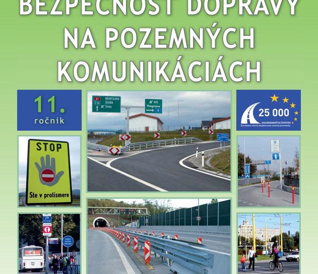 konferencia bezpecnost dopravy na pozemnych komunikaciach
