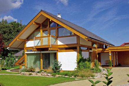 Konštrukčná ochrana drevárskych výrobkov