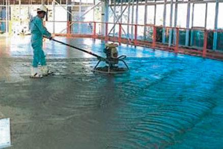 Kryštalizačné hydroizolácie v pozemných stavbách