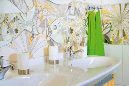 Kúpeľňa, ktorá rastie sdeťmi
