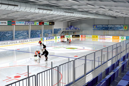 ladova kryha v pezinku ponukne hokej a relax