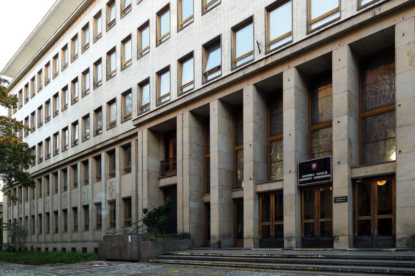 lekarska fakulta v bratislave