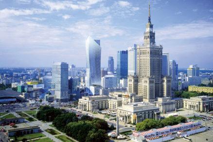 Libeskind vo Varšave