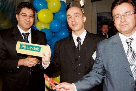 Lindab otvoril prvý distribučný sklad na Slovensku