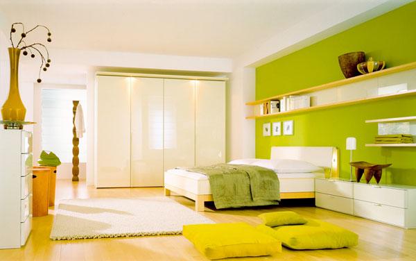Materiály a farby v interiéri