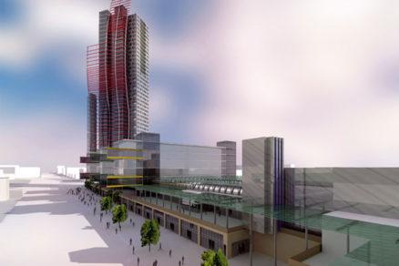 Megaprojekt Twin City zmení Mlynské Nivy
