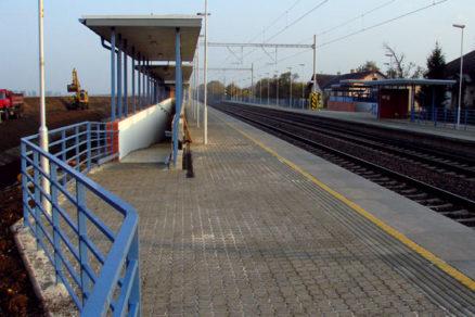 Modernizácia železničnej stanice Brunovce