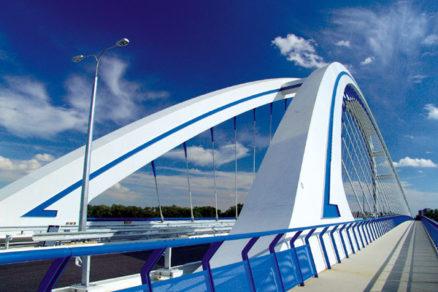 Most Apollo víťazom dvanásteho ročníka súťaže Stavba roka 2006
