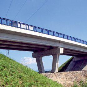 mostne objekty na rychlostnej ceste r4 kosice milhost