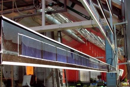 Multifunkčné solárne kolektory na integráciu do budov