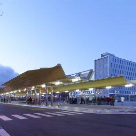 multimodalna stanica vo francuzsku
