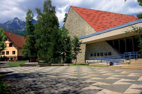 Múzeum TANAP-u v Tatranskej Lomnici