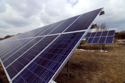 Na západnom Slovensku spustili do prevádzky prvú slnečnú elektráreň