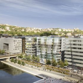 najinteligentnejsia budova projekt hikari la confluence 3. cast