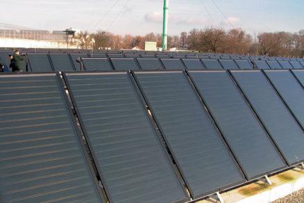 Najväčší solárny systém na Slovensku
