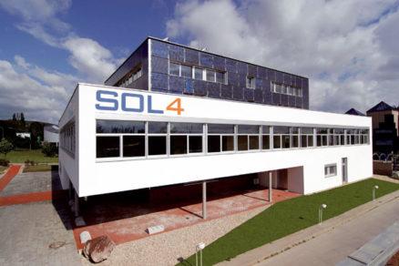 Najväčšia pasívna administratívna budova v Rakúsku