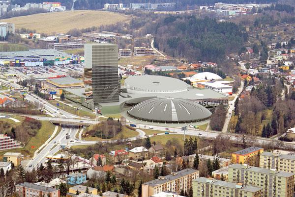 Národné športové centrum v Žiline