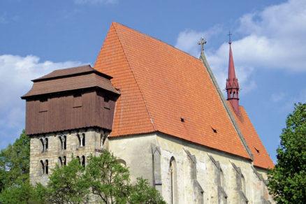 Návrh sanácie vlhkého muriva Kostola sv. Jiljí vMilevsku