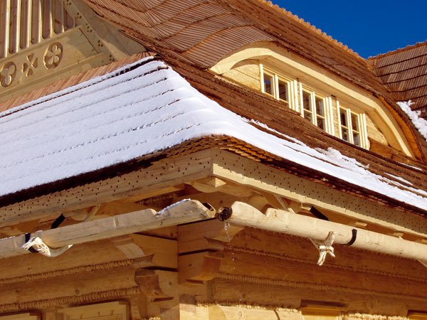 Nízkoenergetické drevené stavby zpohľadu trvalo udržateľnej výstavby
