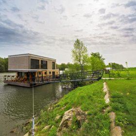nizkoenergeticky rodinny dom na vode