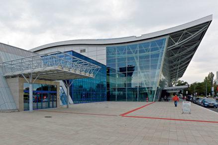 nosna konstrukcia terminalu na letisku m. r. stefanika ii. etapa