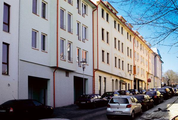 Nová Zámocká ulica v Bratislave vyvoláva diskusie