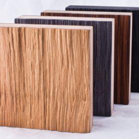 nove drevene materialy na tvorbu interierov