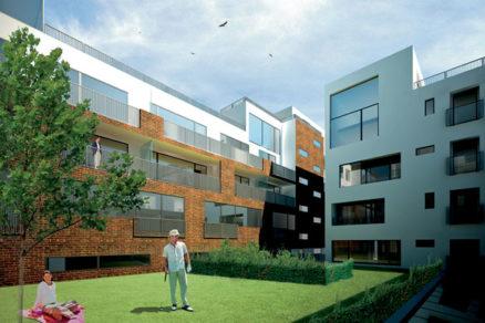 Nové luxusné bývanie uprostred mesta