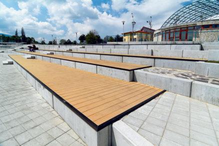 nove mestske rekreacne centrum na brehoch oravskej priehrady v namestove
