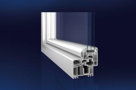 Nový okenný rám pre pasívne domy