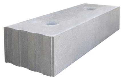 novy prvok na minimalizovanie tepelnych mostov medzi stenou a zakladmi