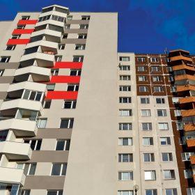 obnova bytoveho domu tepelnoizolacnym systemom