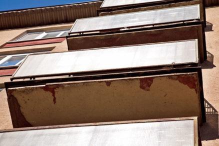 Obnova obkladov adlažby na balkónoch aterasách