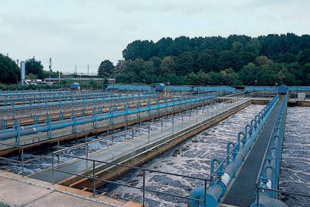 Ochrana betónu včistiarňach odpadových vôd