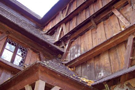 Ochrana drevených pamiatkových stavieb (1. časť)