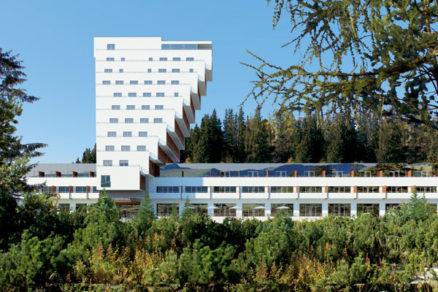 Panoráma apartmány vytvoria novú panorámu Tatier